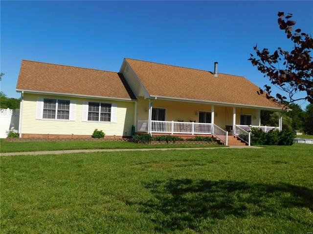 12248 Burghof, CARBONDALE, IL 62901 (#21032508) :: Tarrant & Harman Real Estate and Auction Co.