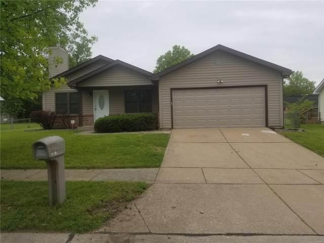1673 Talisman Lane, St Louis, MO 63138 (#21032512) :: Kelly Hager Group   TdD Premier Real Estate