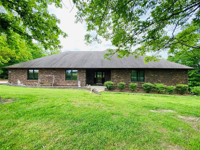 5027 Zion Road, Jefferson City, MO 65109 (#21032534) :: Tarrant & Harman Real Estate and Auction Co.