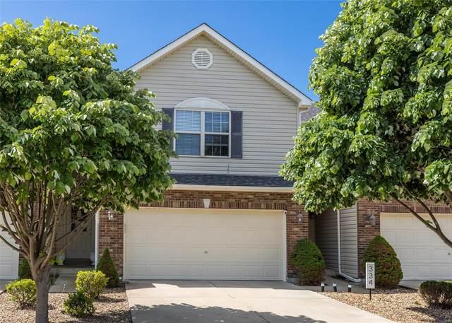334 Santa Elena Court, Wentzville, MO 63385 (#21032543) :: Kelly Hager Group | TdD Premier Real Estate