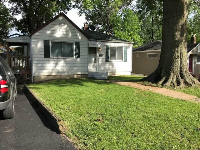 5658 W Leverette Avenue, St Louis, MO 63136 (#21032544) :: Clarity Street Realty