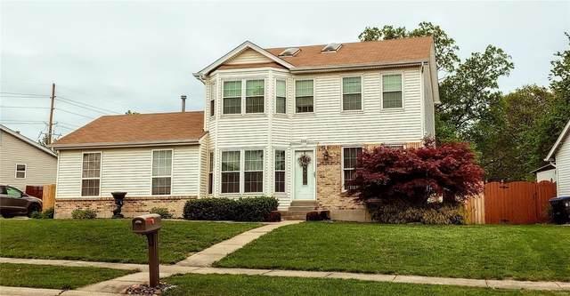 808 Molloy Drive, O'Fallon, MO 63366 (#21032575) :: St. Louis Finest Homes Realty Group