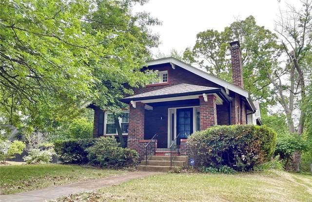 7720 Rosedale Drive, St Louis, MO 63121 (#21032579) :: PalmerHouse Properties LLC