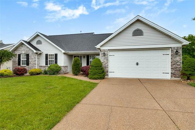 64 Arbor Hill Court, Wentzville, MO 63385 (#21032581) :: Terry Gannon | Re/Max Results
