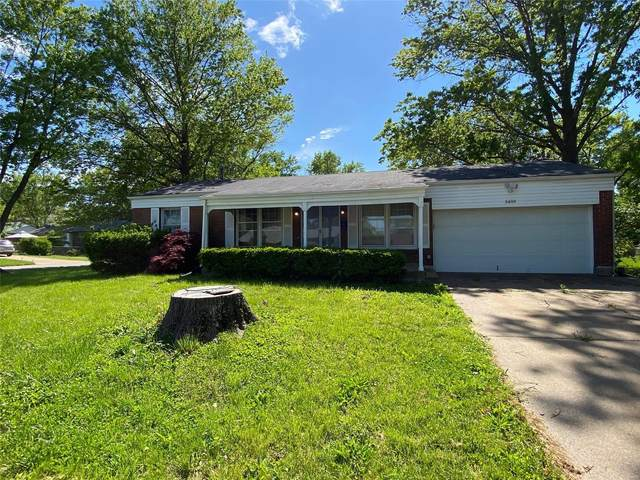 9489 Jaros Court, St Louis, MO 63137 (#21032583) :: Kelly Hager Group   TdD Premier Real Estate