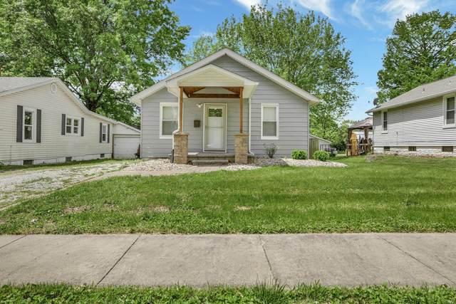 2014 Roosevelt Avenue, Belleville, IL 62226 (MLS #21032607) :: Century 21 Prestige