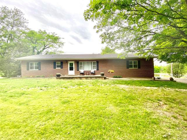 313 Grammer Road, CARBONDALE, IL 62903 (#21032611) :: Century 21 Advantage
