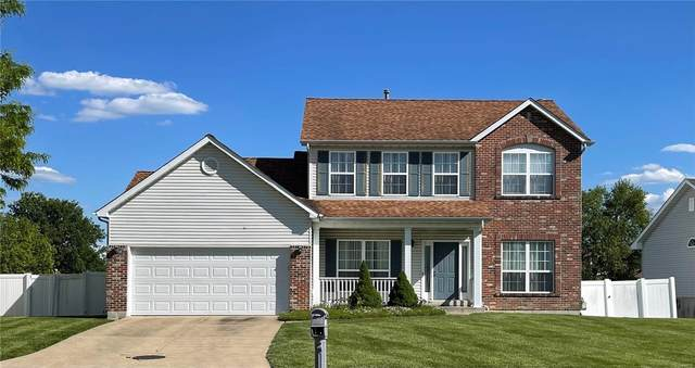 1316 Washingtons Crossing, O'Fallon, MO 63366 (#21032617) :: St. Louis Finest Homes Realty Group