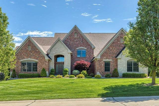 54 Castle Lake Court, Saint Charles, MO 63304 (#21032625) :: St. Louis Finest Homes Realty Group
