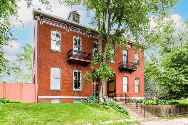 1918 Victor Street, St Louis, MO 63104 (#21032650) :: Blasingame Group | Keller Williams Marquee