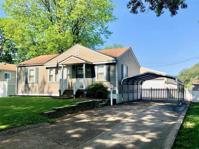 4407 Vance Avenue, St Louis, MO 63134 (#21032666) :: Matt Smith Real Estate Group