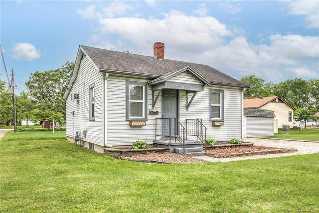 816 Whittier, Wood River, IL 62095 (#21032682) :: Parson Realty Group