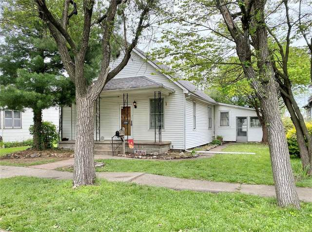 2306 Logan Ave., Granite City, IL 62040 (#21032694) :: Matt Smith Real Estate Group
