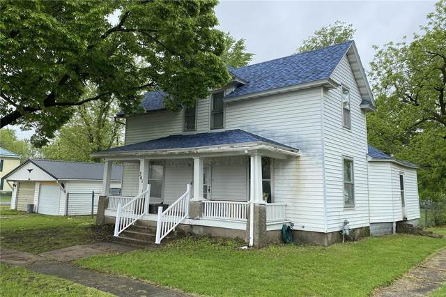 301 S Chestnut Street, Monroe City, MO 63456 (#21032713) :: Reconnect Real Estate