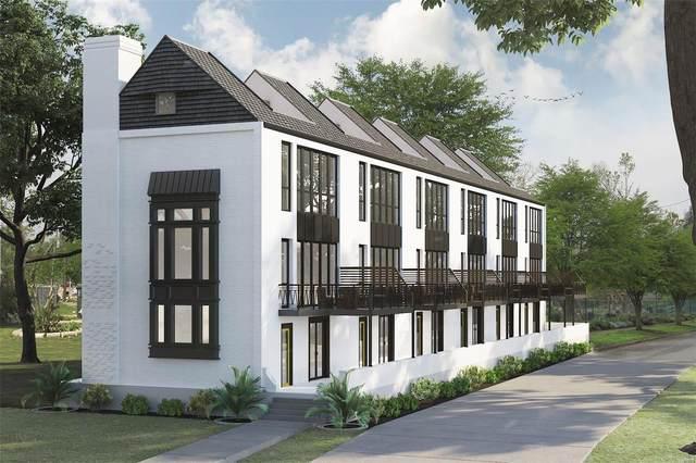 4201 West Pine Boulevard #105, St Louis, MO 63108 (#21032715) :: Hartmann Realtors Inc.