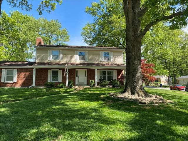 825 Dutch Mill Drive, Ballwin, MO 63011 (#21032735) :: PalmerHouse Properties LLC