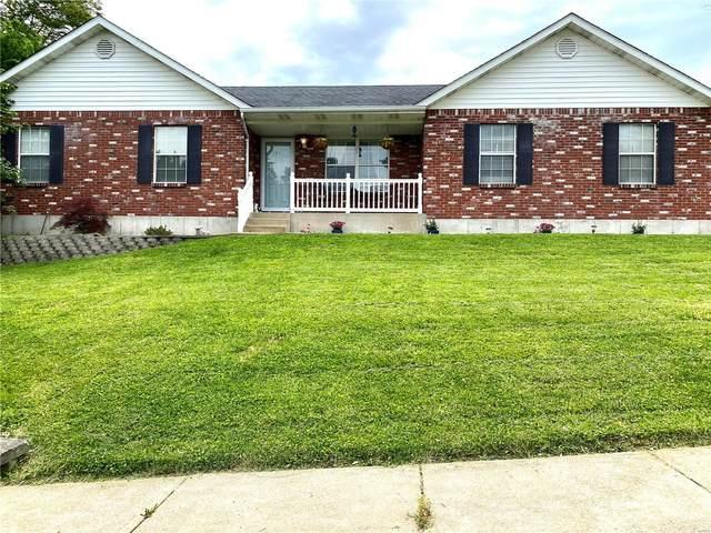 1410 Amanda Drive, Arnold, MO 63010 (#21032750) :: PalmerHouse Properties LLC
