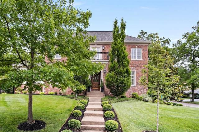 8401 University Drive, Clayton, MO 63105 (#21032771) :: The Becky O'Neill Power Home Selling Team