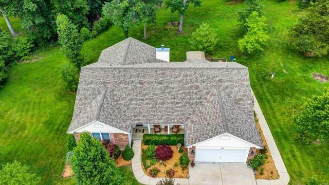 6204 Clover Lake Drive, Cedar Hill, MO 63016 (#21032812) :: Parson Realty Group