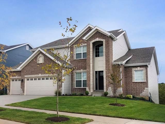 1 @ Pin Oak At Rockwood Encl, Eureka, MO 63025 (#21032844) :: Parson Realty Group