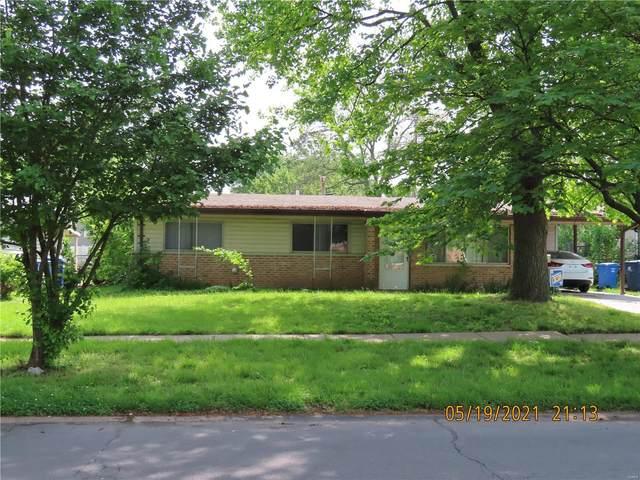 1950 Thunderbird Avenue, Florissant, MO 63033 (#21032873) :: Clarity Street Realty