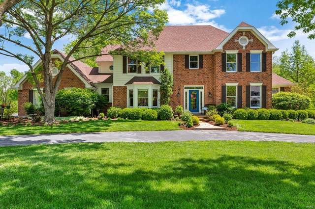 16767 Kehrs Mill Estates Drive, Chesterfield, MO 63005 (#21032882) :: PalmerHouse Properties LLC