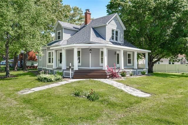 603 E Hauser Street, LITCHFIELD, IL 62056 (#21032895) :: Matt Smith Real Estate Group
