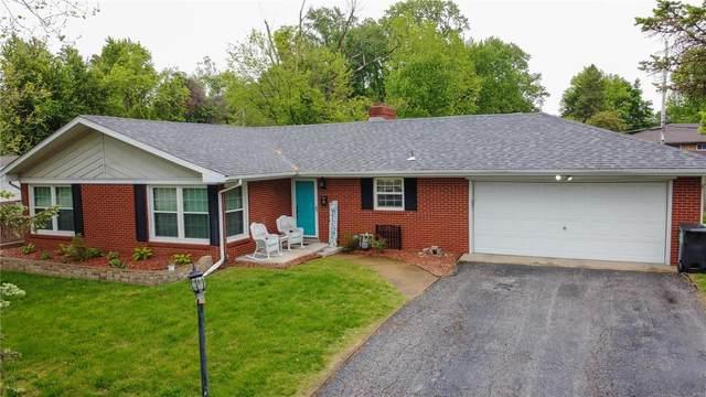 818 S 74th Street, Belleville, IL 62223 (#21032899) :: Matt Smith Real Estate Group