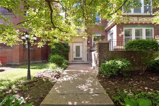 5572 Waterman Boulevard 2F, St Louis, MO 63112 (#21032910) :: PalmerHouse Properties LLC
