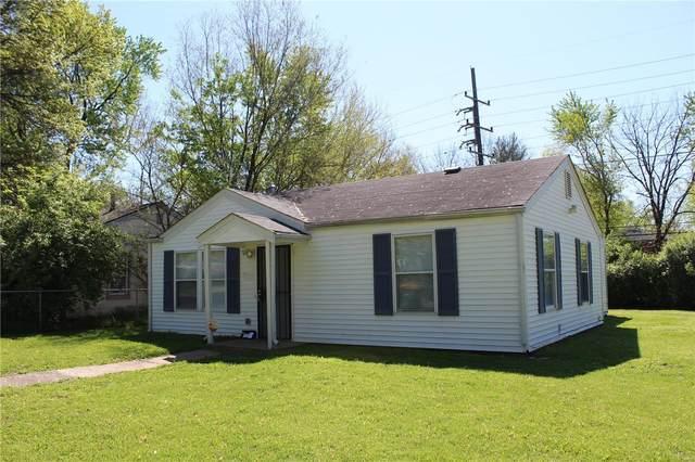1626 Nemnich Road, St Louis, MO 63136 (#21032913) :: PalmerHouse Properties LLC