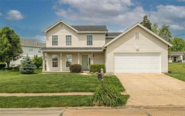 179 Sierra Village Drive, Eureka, MO 63025 (#21032933) :: The Becky O'Neill Power Home Selling Team