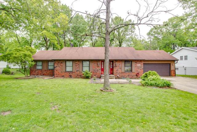 1225 Streamwood Lane, CARLINVILLE, IL 62626 (#21032963) :: Parson Realty Group