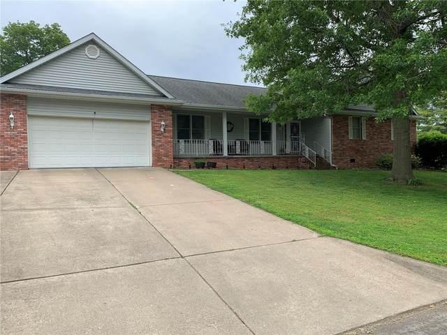 641 Indian Hill, HERRIN, IL 62948 (#21032967) :: PalmerHouse Properties LLC
