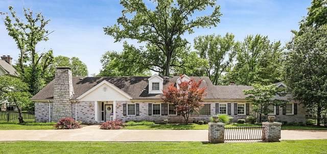 8 W Geyer, Frontenac, MO 63131 (#21032981) :: Kelly Hager Group | TdD Premier Real Estate
