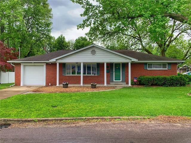 420 W Harrison Street, Millstadt, IL 62260 (#21032984) :: Terry Gannon | Re/Max Results