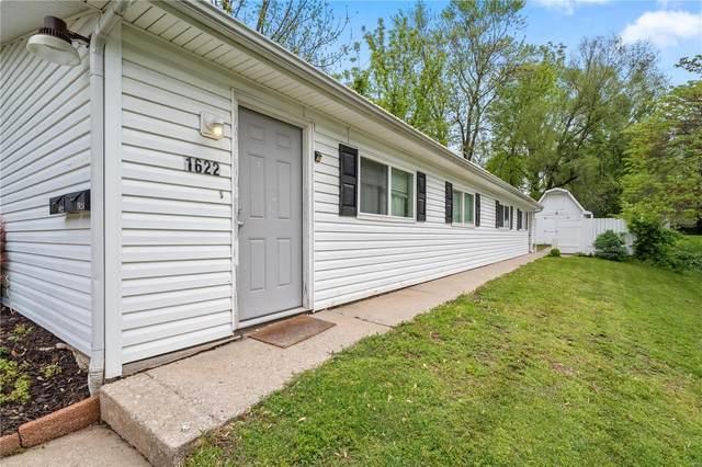 1622 Gallaher Avenue, Saint Charles, MO 63301 (#21032996) :: Realty Executives, Fort Leonard Wood LLC