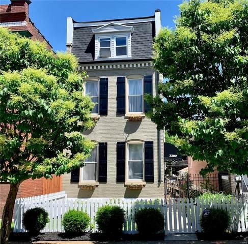 3302 Illinois Avenue, St Louis, MO 63118 (#21033000) :: Parson Realty Group