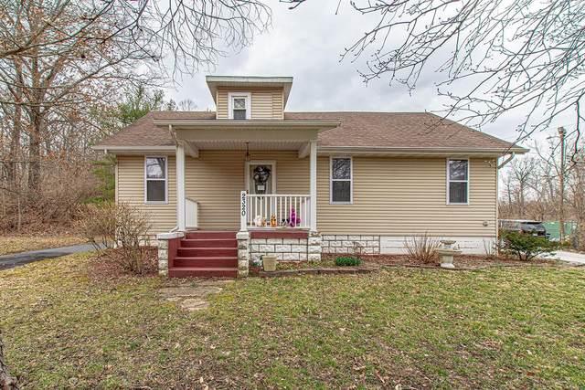 2320 Llewellyn Road, Belleville, IL 62223 (MLS #21033010) :: Century 21 Prestige
