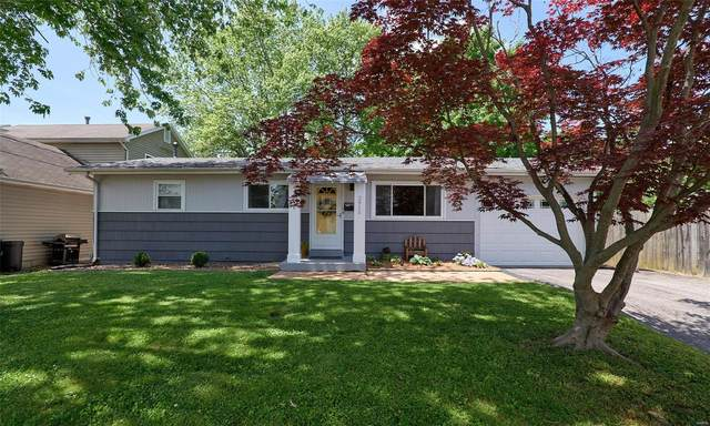 2915 Collier Avenue, St Louis, MO 63144 (#21033027) :: Clarity Street Realty