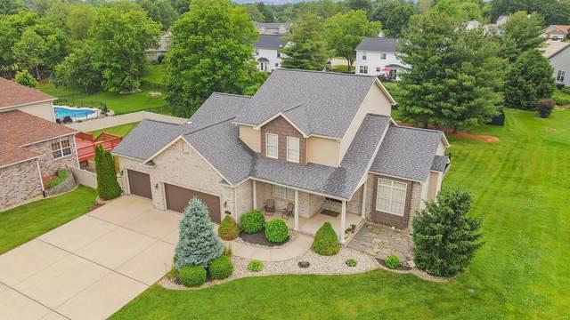 135 Savannah Court, Glen Carbon, IL 62034 (#21033121) :: St. Louis Finest Homes Realty Group