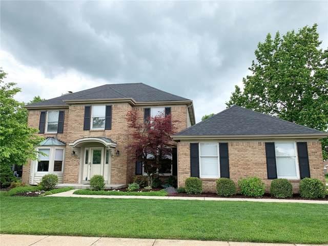 16402 Centerpointe Drive, Grover, MO 63040 (#21033130) :: Jeremy Schneider Real Estate