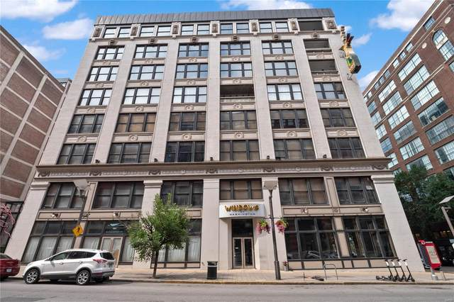 1601 Washington Avenue #210, St Louis, MO 63103 (#21033161) :: The Becky O'Neill Power Home Selling Team