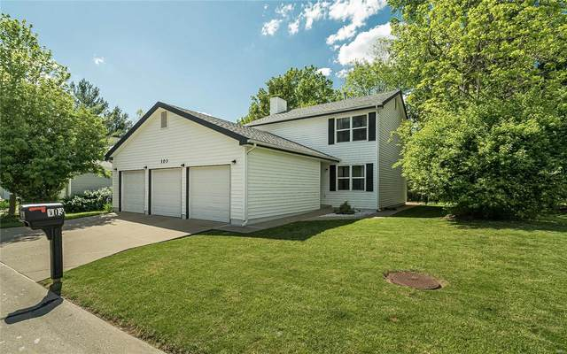 103 Bennington Common Court, St Louis, MO 63146 (#21033183) :: The Becky O'Neill Power Home Selling Team