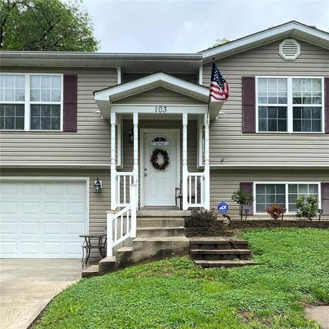 103 N Two Street, Marthasville, MO 63357 (#21033192) :: The Becky O'Neill Power Home Selling Team