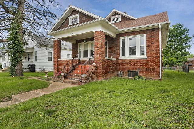 17 S 76th, Belleville, IL 62223 (#21033196) :: Fusion Realty, LLC
