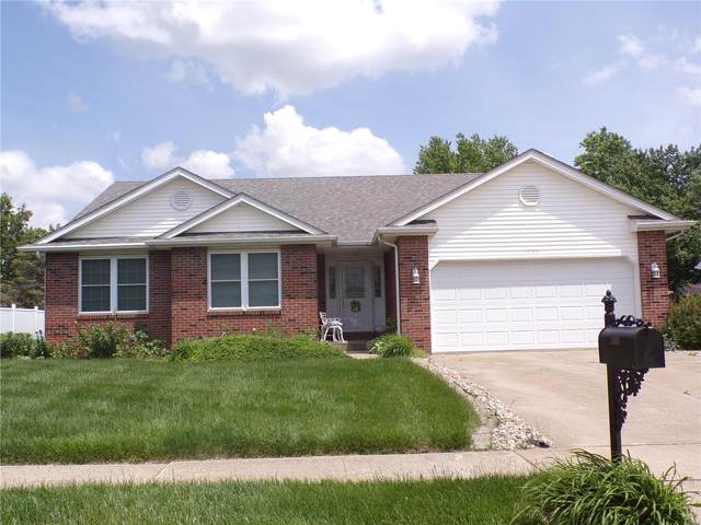 1505 Prairie View Drive, Edwardsville, IL 62025 (#21033207) :: St. Louis Finest Homes Realty Group