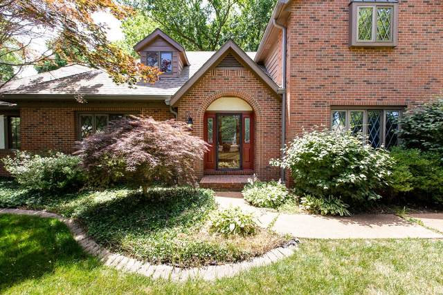 319 Lake Christine Drive, Belleville, IL 62221 (#21033228) :: Clarity Street Realty