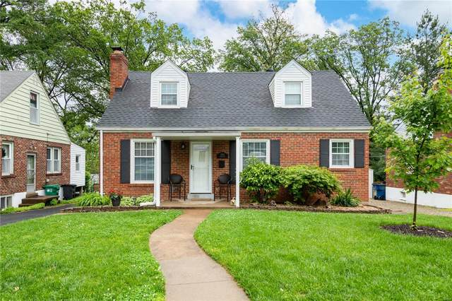 2512 Melvin Avenue, Brentwood, MO 63144 (#21033272) :: Parson Realty Group