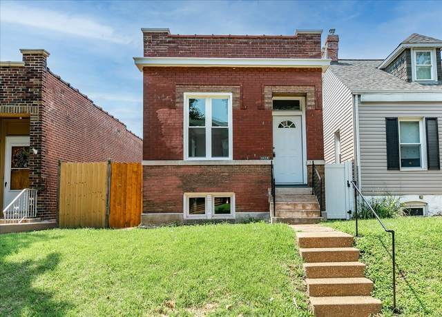 4938 Quincy Street, St Louis, MO 63109 (#21033297) :: Blasingame Group   Keller Williams Marquee