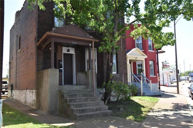 5114 Southwest Avenue, St Louis, MO 63110 (#21033320) :: Clarity Street Realty